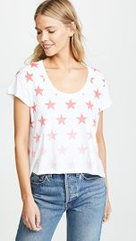 CHRLDR Faded Stars Box Slub Tee at Shopbop