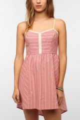 COPE Linen Sundress at Urban Outfitters