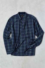 CPO Wyatt Plaid Button-Down Shirt at Urban Outfitters