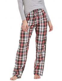 CYZ Women s 100  Cotton Flannel Plaid Pajama Lounge Pants at Amazon