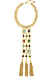 Cabochon Necklace at Ben-Amun