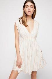 Cactus Flower Mini Dress  Free People at Free People