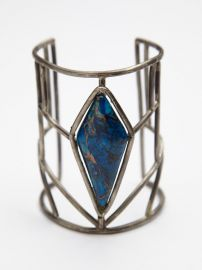 Caged Stone Cuff at Free People