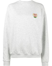 Calabasas Crest Hoodie by Yeezy at Farfetch