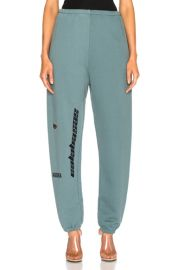 Calabasas French Terry Pants by Yeezy at Forward