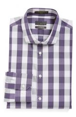Calibrate Extra Trim Fit Stretch Dress Shirt at Nordstrom