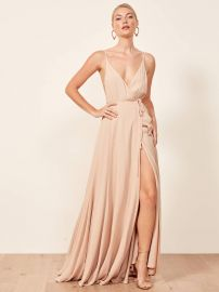 Callalilly Dress by Reformation at Reformation