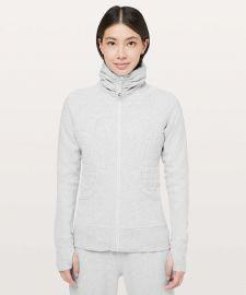 Calm & Cozy Jacket by Lululemon at Lululemon