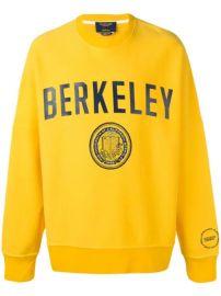 Calvin Klein 205W39nyc  Berkeley  Printed Sweatshirt - Farfetch at Farfetch
