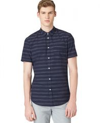 Calvin Klein Jeans Horizon Striped Shirt - T-Shirts - Men - Macys at Macys