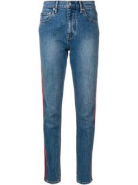 Calvin Klein Jeans Mid Rise Skinny Jeans - Farfetch at Farfetch