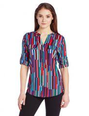 Calvin Klein Shirt in Cherry Combo at Amazon