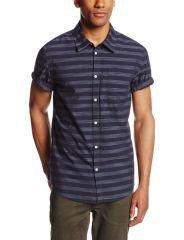 Calvin Klein Striped Shirt at Amazon