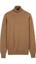 Camel Turtleneck by Suitsupply at Suitsupply