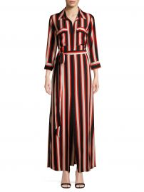 Cameron Cabana Stripe Shirtdress at Saks Fifth Avenue