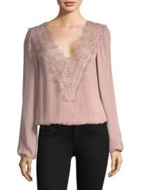Cami NYC - Allanha Lace Blouse at Saks Fifth Avenue