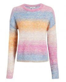 Camille Stripe Sweater at Intermix