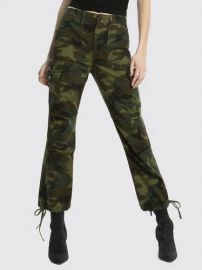 Camo Cargo Pants by Alice + Olivia at Alice Olivia