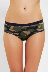 Camo undies at Urban Outfitters
