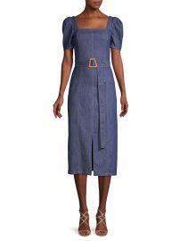 Candelaria Denim Dress at Saks Fifth Avenue