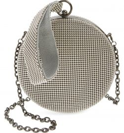 Canteen Mesh Ball Minaudiere by Whiting  Davis at Nordstrom
