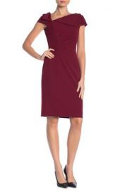Cap sleeve dress at Amazon