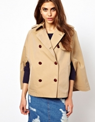 Cape by Cooper Strollbrand at Asos