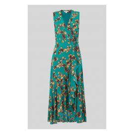 Capri Print Wrap Dress by Whistles at Whistles