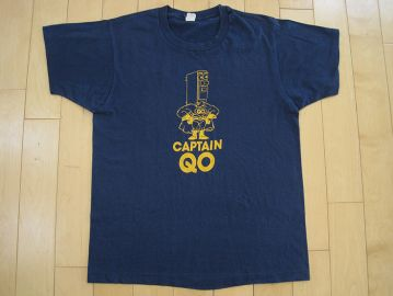 Captain QO tee at eBay