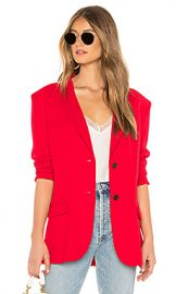 Capulet Jones Blazer in Red from Revolve com at Revolve