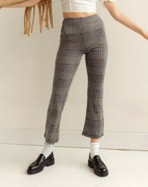 Cara High-Waisted Kick Flare Pant by Urban Outfitters at Urban Outfitters