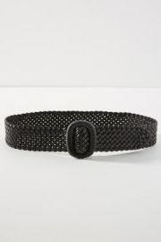 Cara Woven Belt by Anthropologie at Anthropologie