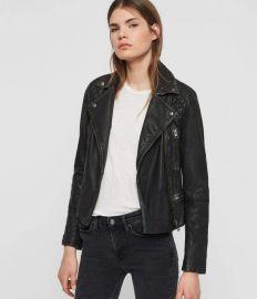 Cargo biker jacket at All Saints