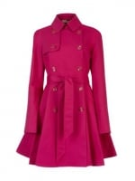Carisa skirted trench by Ted Baker at House of Fraser