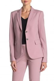 Carissa Stretch Wool Classic Suit Jacket at Nordstrom Rack