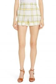 Carito Plaid Short by Veronica Beard at Nordstrom Rack