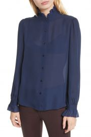 Carla Silk Blouse at Nordstrom Rack