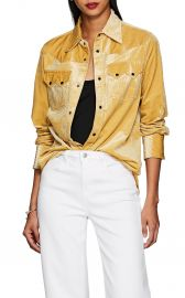 Carlota Western Blouse by The Gigi at Barneys