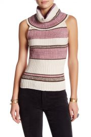 Carly Rib Sweater Tank at Nordstrom Rack