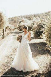Carmel Gown at BHLDN