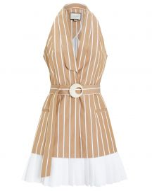 Carmona Poplin Sleeveless Dress at Intermix