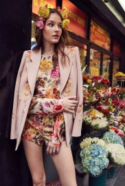 Carolyn Floral Embroidered Blazer by Kobi Halperin at Bloomingdales