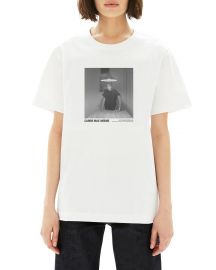 Carrie Mae Weems Standing Alone T-shirt at Helmut Lang