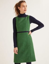 Carrie Tweed Dress at Boden