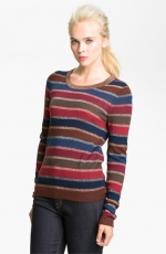 Carrie's Marc Jacobs striped Pyo sweater at Nordstrom