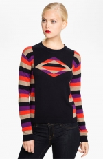 Felicity's Marc Jacobs sweater at Nordstrom at Nordstrom