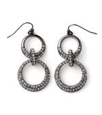 Carrie's earrings by Lia Sophia at Liasophia