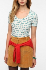 Carrie's glasses tee at Urban Outfitters