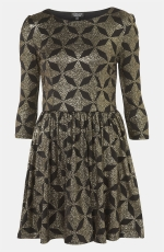 Carrie's glitter dress by Topshop at Nordstrom at Nordstrom