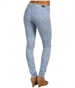 Carrie's paisley jeans at 6pm at 6pm